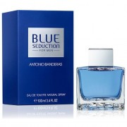 Perfume Blue Seduction Antonio Banderas Eau de Toilette Masculino 100 ml