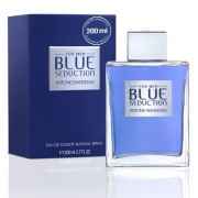 Perfume Blue Seduction Antonio Banderas Eau de Toilette Masculino 200 ml