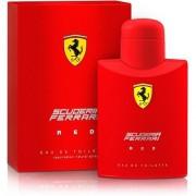 Perfume Ferrari Red Eau de Toilette Masculino 125 ml