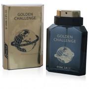 Perfume Golden Challenge Omertà Eau de Toilette Masculino 100 ml