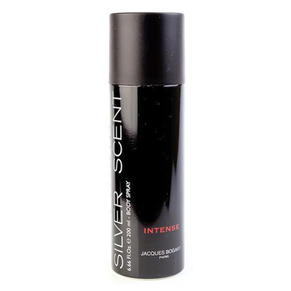 Coffret Silver Scent Intense Jacques Bogart Eau de Toilette Masculino 100 ml + Desodorante 200ml
