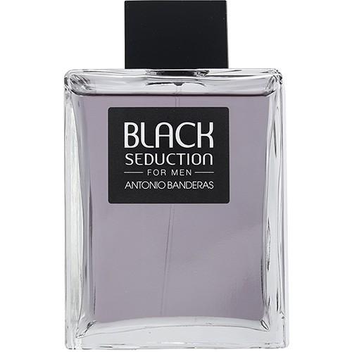 Perfume Black Seduction Antonio Banderas Eau de Toilette Masculino 200 ml