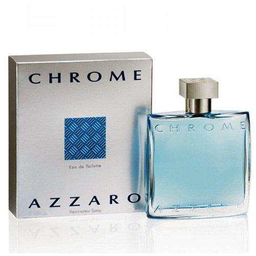 Perfume Chrome Azzaro Eau de Toilette Masculino 200 ml