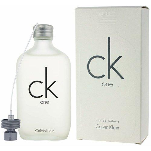 Perfume CK One Calvin Klein Eau de Toilette Unissex 100 ml
