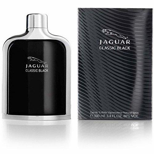 Perfume Classic Black de Jaguar Eau de Toilette Masculino 100 ml