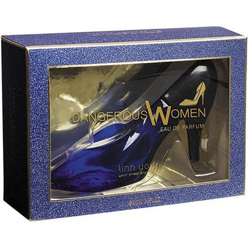 Perfume Dangerous Women Linn Young Eau de Parfum Feminino 90 ml