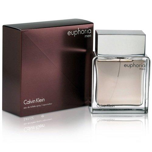 Perfume Euphoria Men Calvin Klein Eau de Toilette Masculino 100 ml