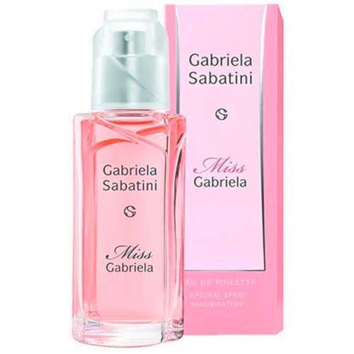 Perfume Gabriela Sabatini Miss Gabriela Eau de Toilette Feminino 60 ml