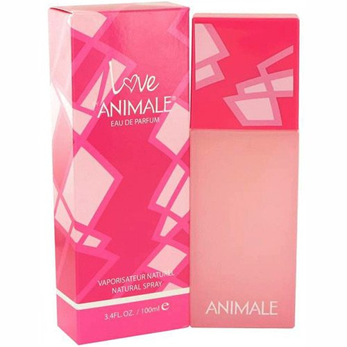 Perfume Love Animale Eau de Parfum Feminino 100 ml