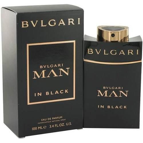 Perfume Man In Black Bvlgari Eau de Parfum Masculino 100 ml