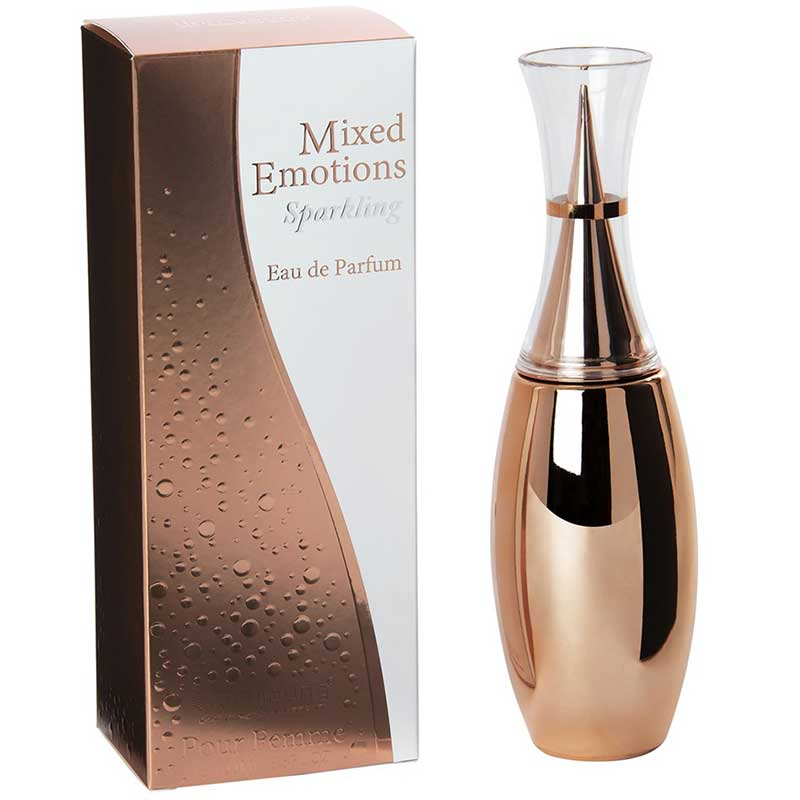 Perfume Mixed Emotions Sparkling Linn Young Eau de Parfum Feminino 100 ml