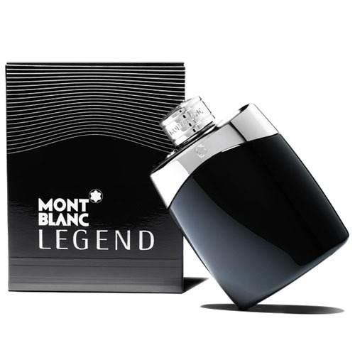 Perfume Montblanc Legend Eau de Toilette Masculino 100 ml