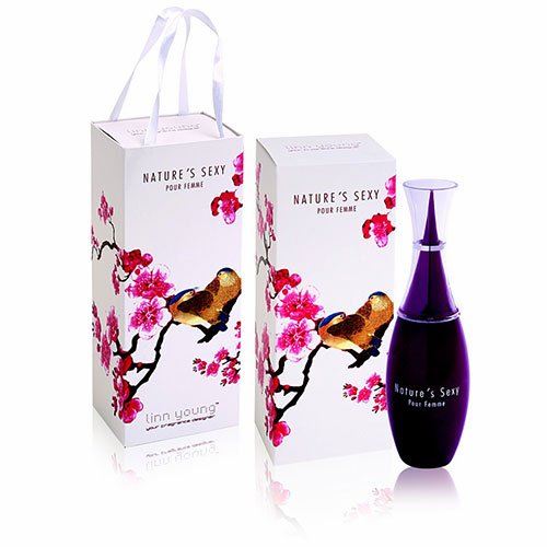 Perfume Nature´s Sexy Linn Young Eau de Parfum Feminino 100 ml