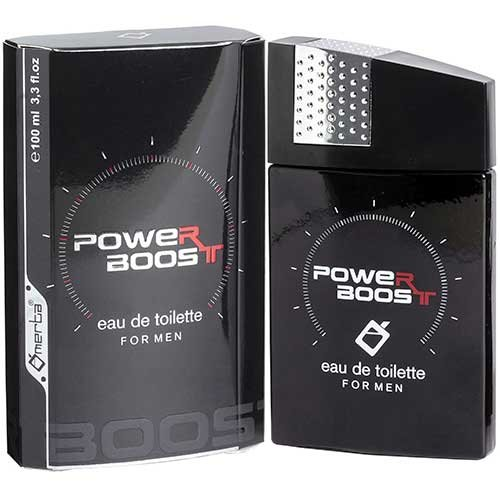 Perfume Power Boost Omertà Eau de Toilette Masculino 100 ml