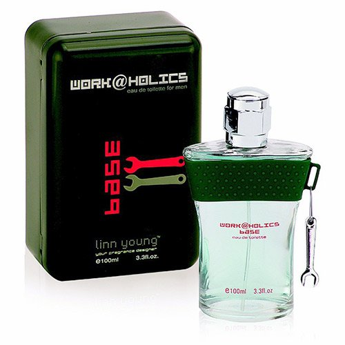 Perfume Work@holics Base Linn Young Eau de Toilette Masculino 100 ml