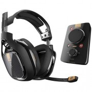 Astro Gaming A40 TR Headset + MixAmp Pro TR Preto
