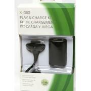 Carregador e Bateria do Controle Xbox 360