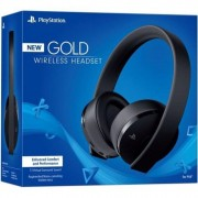 Headset New Gold Wireless 7.1