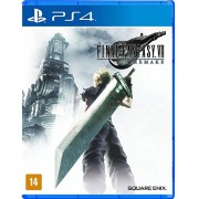Jogo Final Fantasy VII Remake PS4