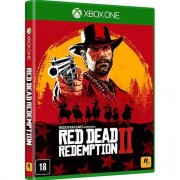 Jogo Red Dead Redemption 2 - One