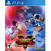 Jogo Street Fighter V: Champion Edition PS4