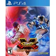 Jogo Street Fighter V: Champion Edition PS4
