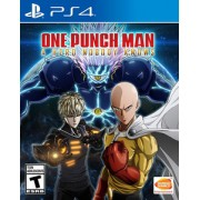 JogoOne Punch Man - A Hero Nobody Knows PS4