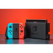 New Nintendo Switch Neon