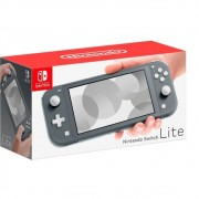 Nintendo Switch Lite Turquoise - cinza