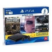 PlayStation 4 Slim HDR 1TB Hits Bundle