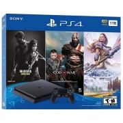 PlayStation 4 Slim HDR 1TB Only on PlayStation Bundle