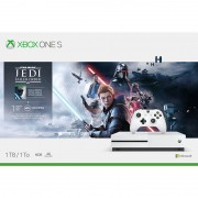 Xbox One S 1TB 4K HDR + Star Wars