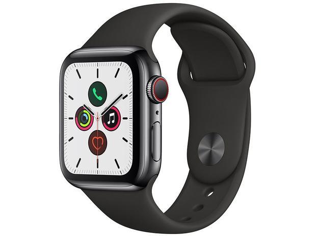 Apple Watch SE 40mm Preto