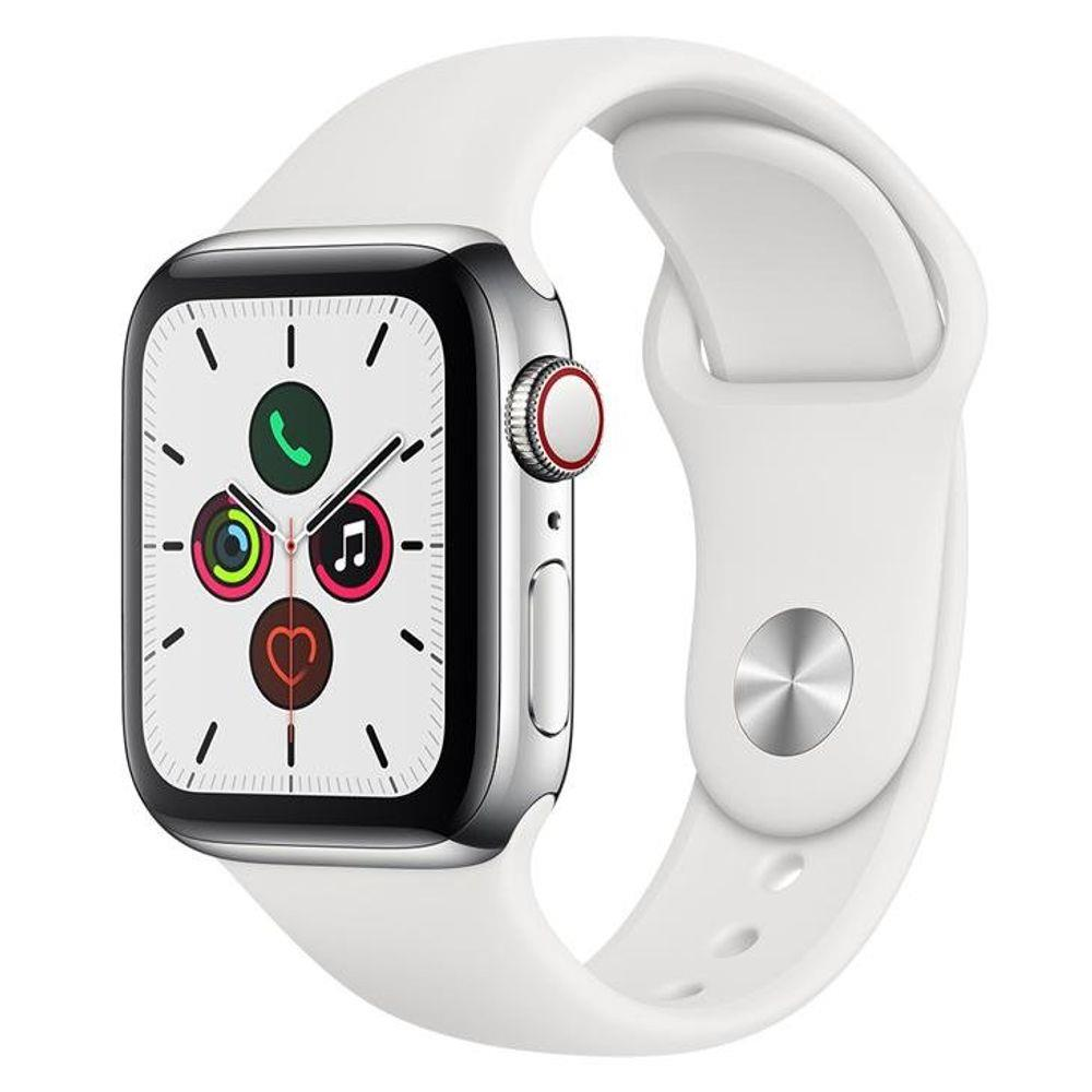 Apple Watch SE 44mm Silver