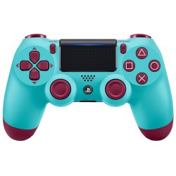 Controle do PS4 Berry Blue