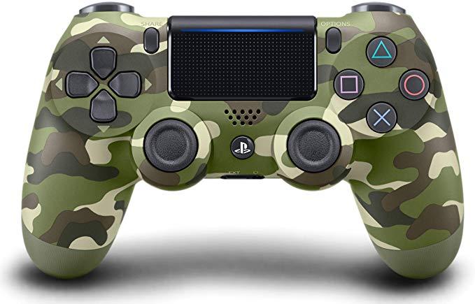 Controle do PS4 Camuflado