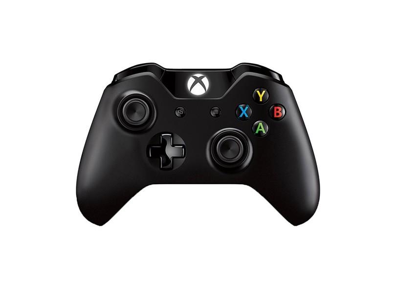 Controle do Xbox One Preto