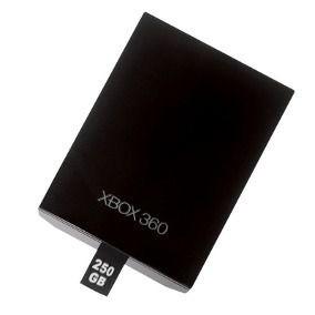 HD 250GB Livre Xbox 360