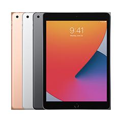 iPad 8ª Geração 10.2'' Wi-Fi 32GB