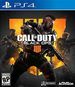 Jogo Call of Duty Black Ops IIII - PS4