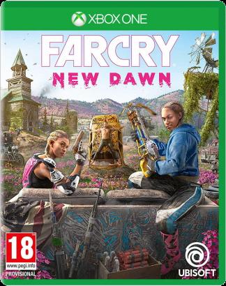 Jogo Far Cry New Dawn - One