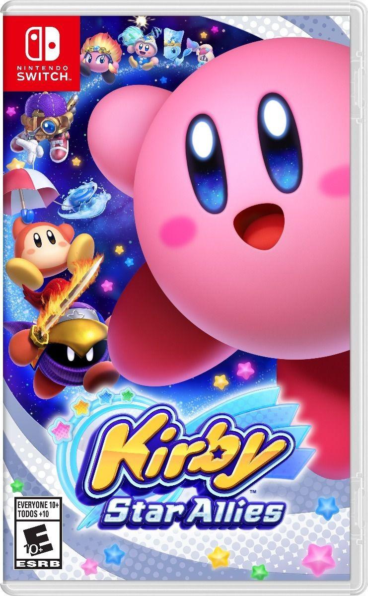 Jogo Kirby Star Allies - Switch