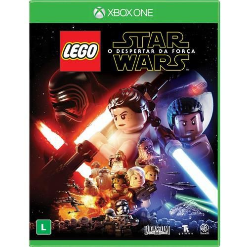 Jogo Lego Star Wars: The Force Awakens- One