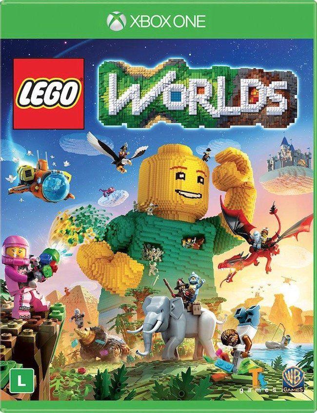 Jogo Lego Worlds- One