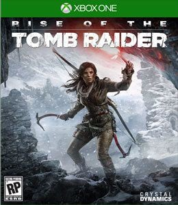 Jogo Rise Of The Tomb Raider - One