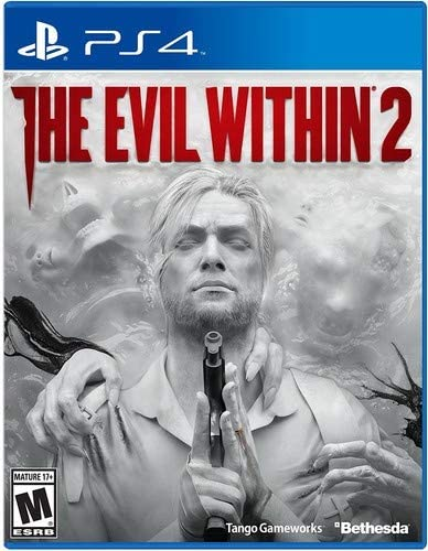 Jogo The Evil Within 2 - PS4