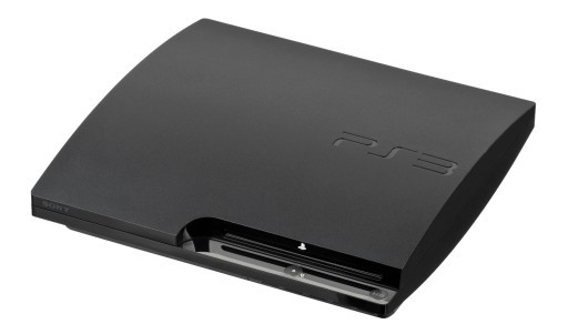 PlayStation 3 Slim 160GB Com 2 Jogos
