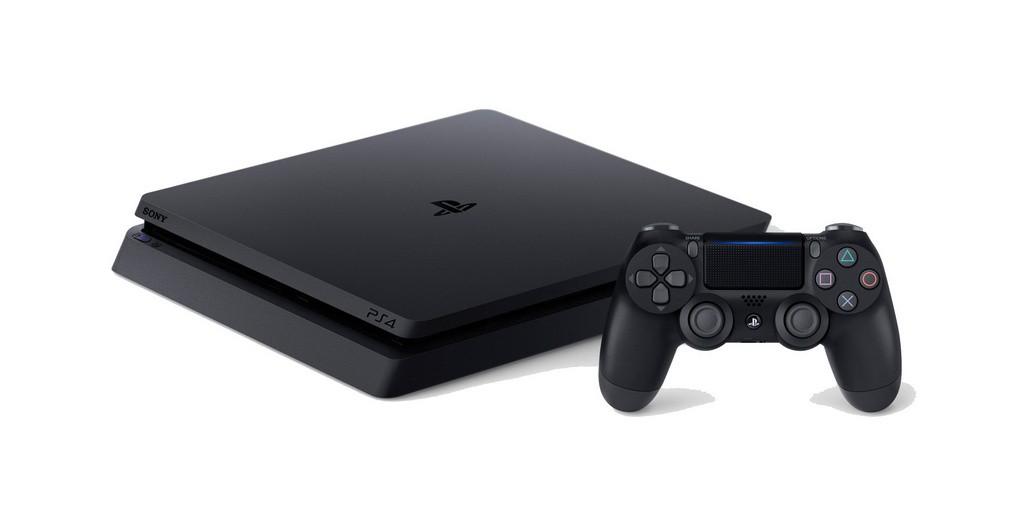PlayStation 4 Slim HDR 1TB Only on PlayStation Bundle