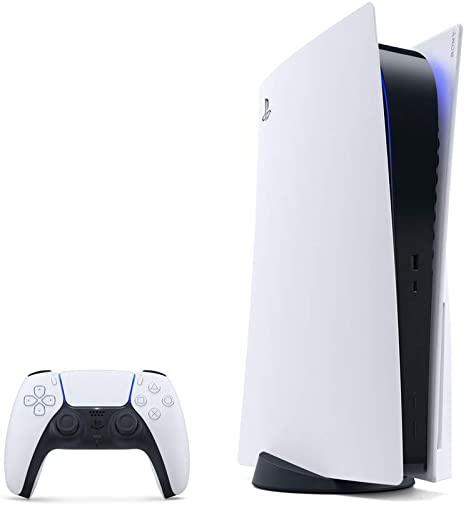PlayStation 5 825GB 8K HDR
