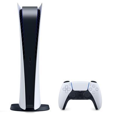 PlayStation 5 825GB 8K HDR Digital